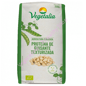 PROTEINA DE GUISANTE TEXTURIZADA VEGETALIA