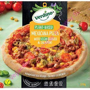 PIZZA MEXICANA JALAPEÑO VERDINO
